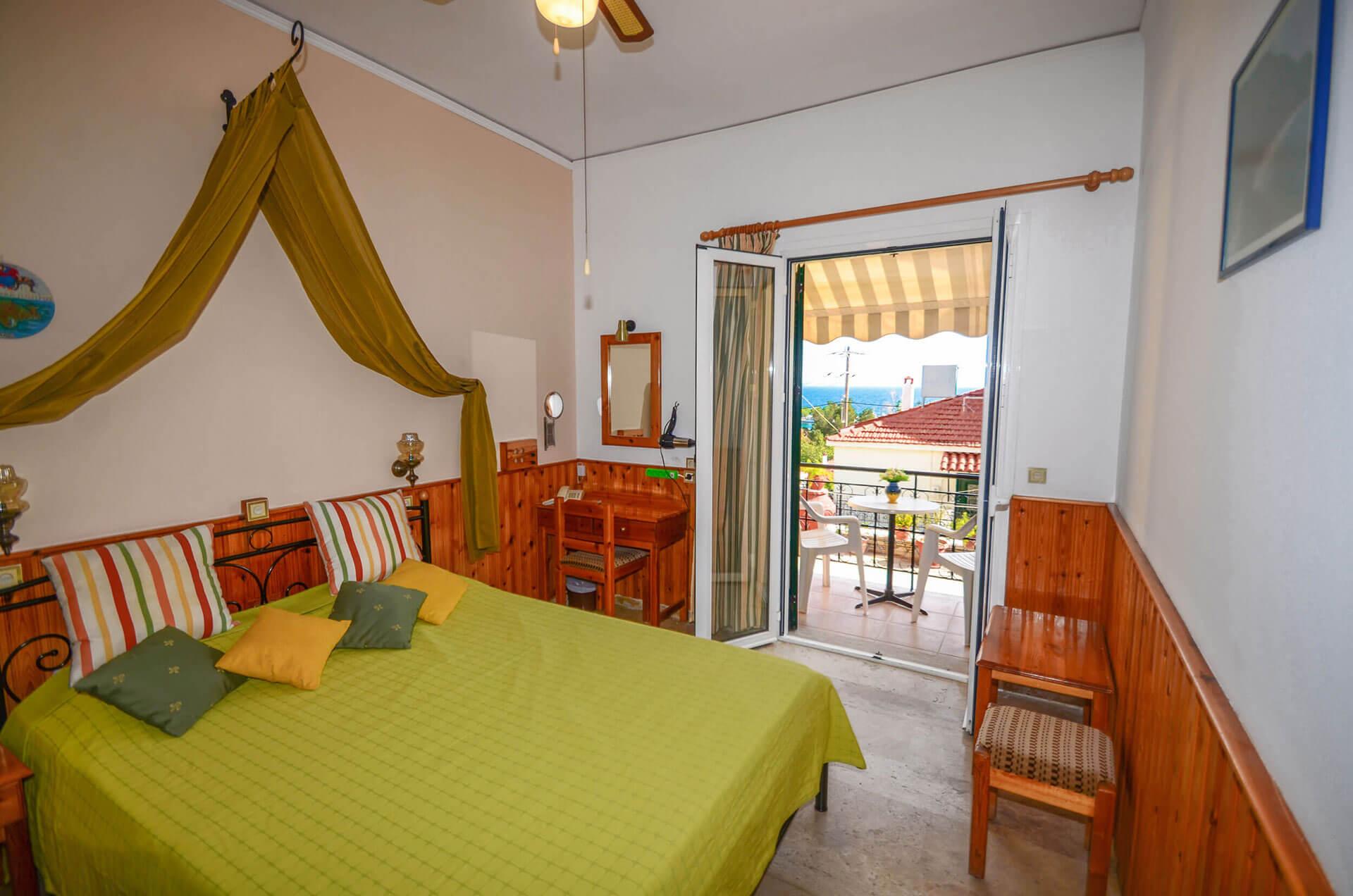 Garden View Rooms Partial Seaview Samaina Hotel